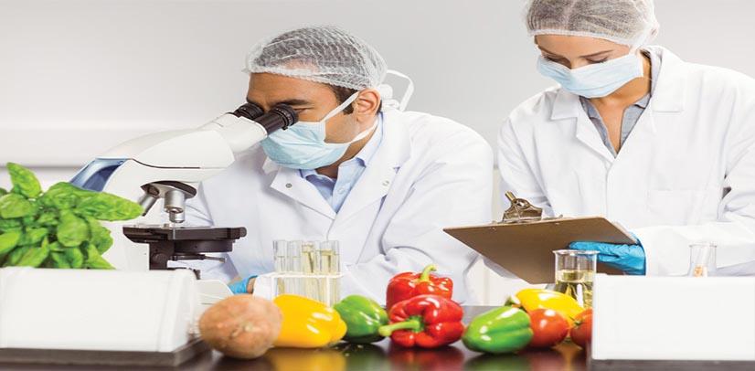Ποιοτικός έλεγχος τροφίμων